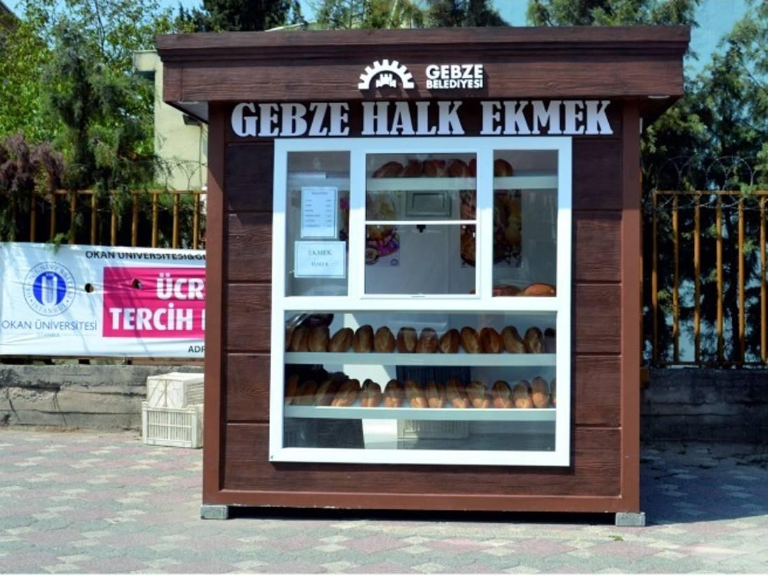 Dekota Resim - Gebze Halk Ekmek